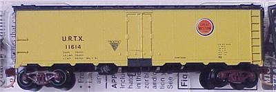 Micro Trains 59090 CNW 40' Reefer 11614