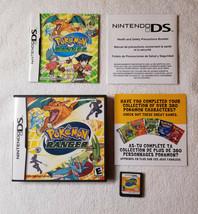 Pokemon Ranger (Nintendo DS, 2006) 1st Edition - CIB Manual & Inserts - ... - $55.00