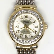 Vintage Women's Gruen Embassy Quartz Gold Watch Wristwatch - $14.84