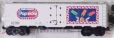 Micro Trains 59080 Popsicle 40' Reefer 7002