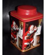 2002 Coca Cola Ceramic Christmas Canister - $29.99