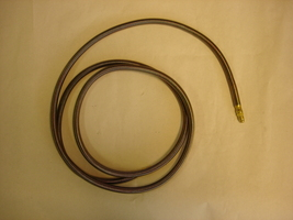 M6 Flexible Hose Assemblies for Way Lube, 2M - $20.00
