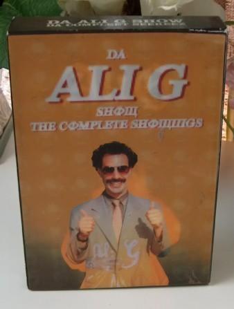 Da Ali G Show Season 1 and 2 DVD Set