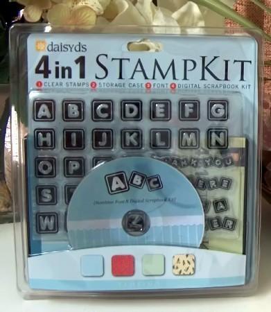 Stamp kit boy
