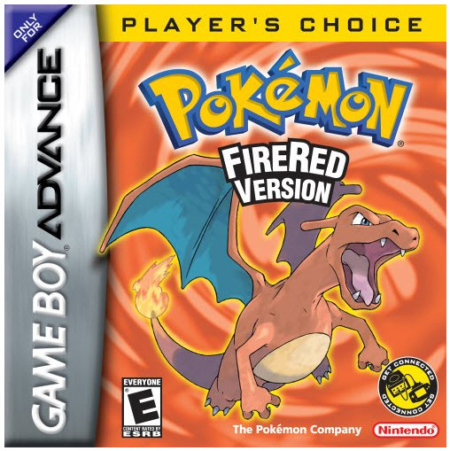 Pokemon firered 29.99