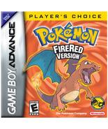 Pokemon Fire Red [Game Boy Advance] - $27.99