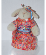 Hoppy VanderHare Kyoto Blossoms Bunny & Stand North American Bear Co. - $12.99