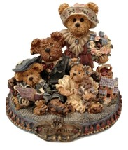 "Boyds Bears ""Gary, Tina, Matt & Bailey..From Our Home to Yours,"" #227804 - $55.00"