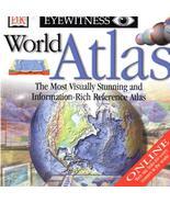 World Atlas  CD PC Software - $4.00