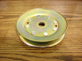 "Deck Spindle Pulley fits AYP, Craftsman 38"" Cut 129206, 153532, 173435, ... - $11.58"