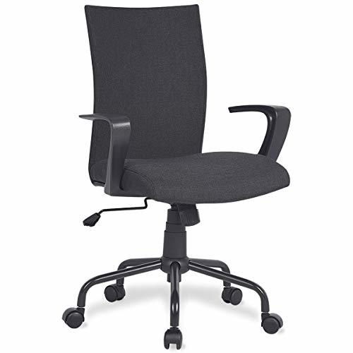 Home Office Desk Chair Computer Chair With Removable Arms
