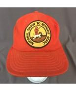 National Shoot to Retrieve Association Snapback Hat Baseball Cap Patch USA - $28.91