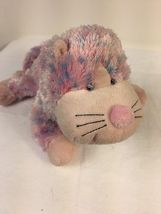 "Ganz Webkinz Bubblegum Cheeky Cat Plush Stuffed Animal Pink 8"" No Code  HM442 image 7"
