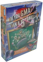 Are You Smarter Than A 5TH Grader Complete Dvd Game Sealed New 2007 Ages 8+ Nib - $14.01