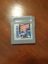 Motocross Maniacs (Nintendo Game Boy) - $7.70