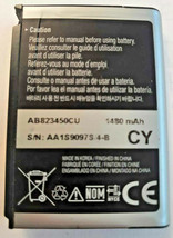 Samsung AB823450CU CA Battery |For Intrepid SPH-i350 Jack i637 B7320 U90... - $4.04