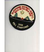 1998 Northwest Suburban Council Blackhawk District Fall Camporee patch - $5.94