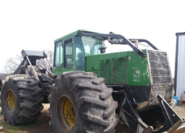2006 DEERE 848G For Sale In Lane, Oklahoma 74555 image 8