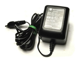 Motorola SPN4992A AC/DC Adapter 5.9 Vdc @ 375 M A - $14.99