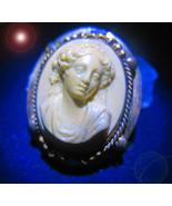 FREE W MYSTICAL TREASURES ANTIQUE CAMEO PIN 7 SCHOLARS GIFTS MAGICK 7 SC... - $0.00