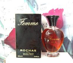 Femme De Rochas EDT Spray 3.4 FL. OZ. - $59.99