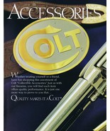 ORIGINAL Vintage 1994 Colt .45 Accesories Catalog - $19.79