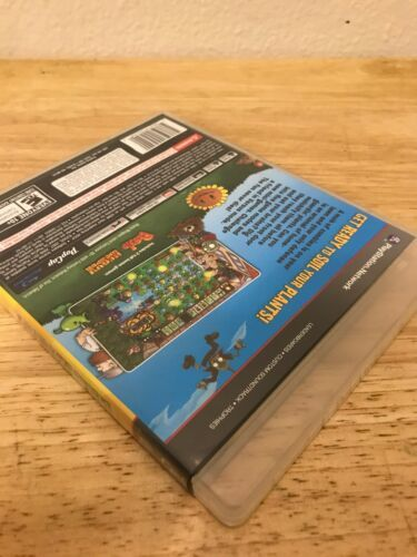 Plants vs. Zombies (Sony PlayStation 3, 2011) image 6