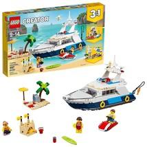 LEGO Creator 3 in 1 Cruising Adventures 31083 Building Kit (597 Piece) B... - $49.99
