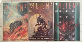 Alien 3#1 2 3 Complete Set (3 Issues) Suydam 1992 Dark Horse Comics - $21.73