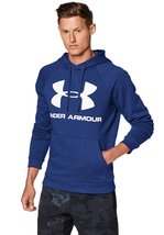 Under Armour Rival Fleece Sportstyle Logo Hoodie - $34.99