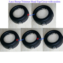 5pcs X Bump Trimmer Head Tap Cover & Eyelet for Husqvarna T35 Line 54404... - $16.70
