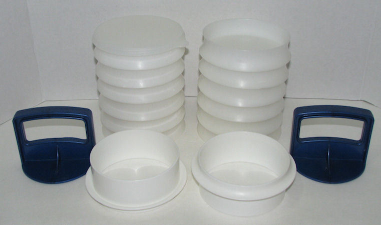 Hamburgertupperware