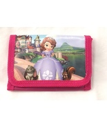 Disney Sofia The First Children's Wallet— New More Fun characters Availa... - $7.00