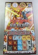 Dice Masters- Iron Man and War Machine  2- Player Starter Set - $19.79