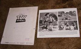 Disney Toy Story Promo & 8x10 Black & White Glossy Photo 1990s - $19.99