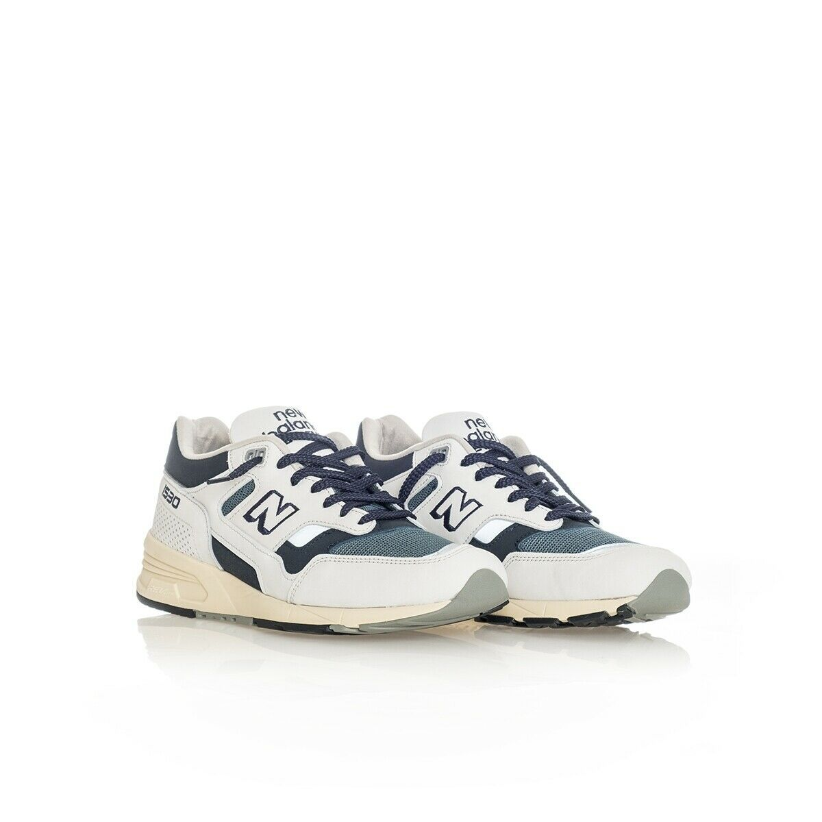 SNEAKERS UOMO NEW BALANCE LIFESTYLE  M1530OGG UK SHOES MEN CASUAL SNKRSROOM GRIG