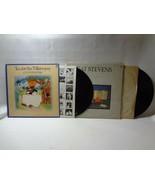 "Cat Stevens – ""Teaser And The Firecat"" LP  ""Tea for the Tillerman"" Lot ... - $14.79"