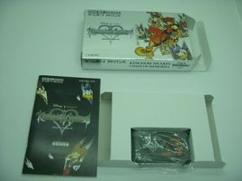 NINTENDO GAME BOY Advance SP KINGDOM HEARTS CHAIN of MEMORIES Limited Model image 7
