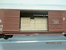 Micro-Trains Stock # 18200162 Denver & Rio Grande Western 50' Boxcar W/Load (N) image 4