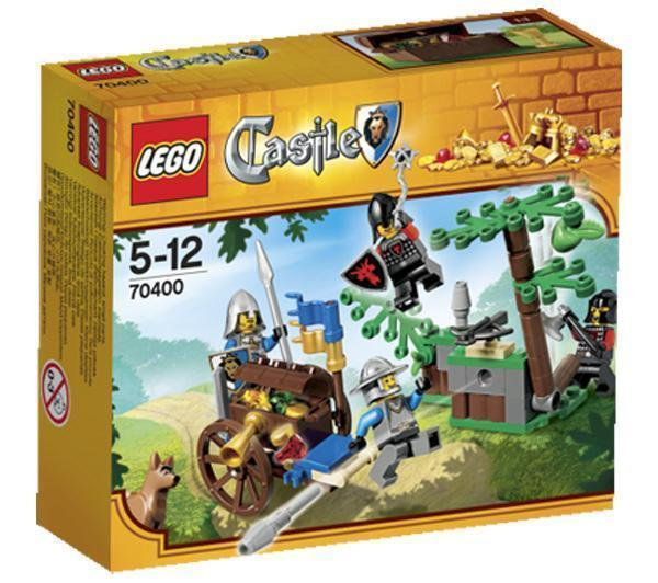 Lego Castle 70400 Forest Ambush 90 Pieces [NEW] Building Toy Set