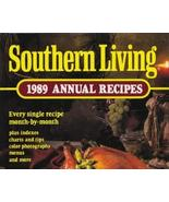 Southern Living Cookbook 1989 Annual Recipes Me... - $12.50
