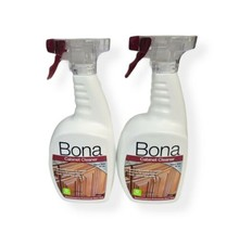Lot of 2 Bona Wood Cabinet Cleaner with Trigger Spray, 36 floz each Disc... - $53.95