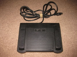 IN-53 IN53 Foot Pedal for Sanyo TRC-7060 / TRC-8080 - Pre-Owned - $25.99