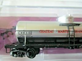 Micro-Trains # 06500086 Chateau Martin 39' Single Dome Tank Car N-Scale image 2
