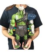 Avengers Hands Moveable Hammer Battle Axe Gladiator Hulk Action Figure M... - $39.52