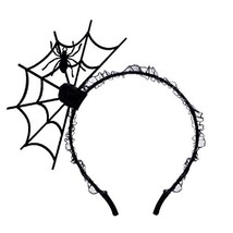 Love Sweety Halloween Spider Ghost Pumpkin Hair Hoop Cosplay Devil Headb... - $172,42 MXN