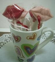 A dozen Hot Lips Lollipops - $16.50