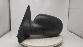 2003 Gmc Envoy Driver Left Side View Power Door Mirror Black R8s25b03 - $109.65
