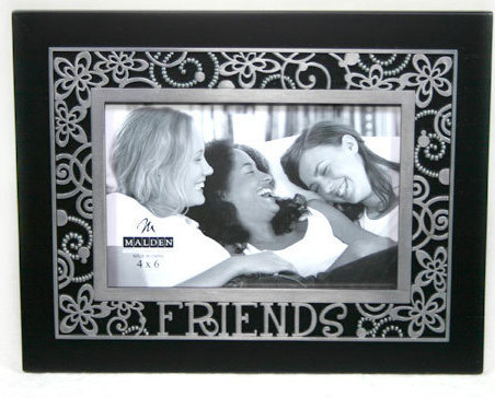 Frame malden friends 4x6