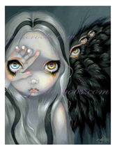 "Jasmine Becket-Griffith, ""DIVINE HAND"" Fine Art... - $14.95"